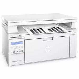 Impressora Hp Laser Multifuncional Wi-fi Scaner M130 110v