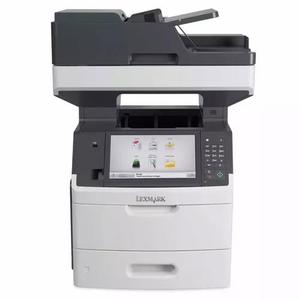Impressora Laser Mono Mx711 Multifuncional Lexmark Recusada