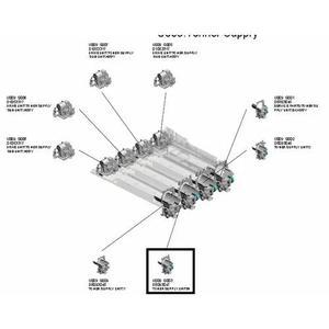 Suprimento Toner Magenta Ricoh Mpc2051 Mpc2551 Cod D8093047