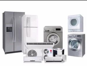 Geladeiras,freezers,máquina de lavar Consertos