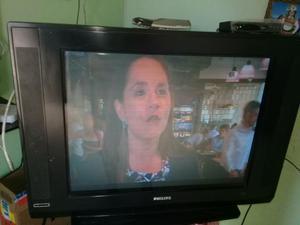TV philips de 29 polegadas com conversor digital