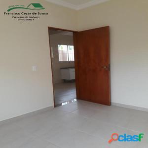 Aluga casa 2 dormitórios, Jardim Guanabara Jundiaí