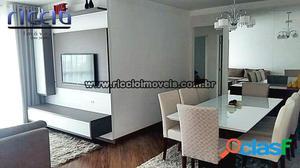 Lindo apartamento prox Vale Sul ! 3 Dorm. Edificio Barcelona