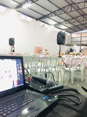 Aluguel de Som Para Eventos e Festas