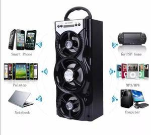 Caixa de som Portátil via Bluetooth mp3 usb em muito alta