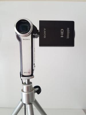 Câmera Filmadora Sony HD Bloogie, nova sem detalhes