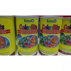 Color Bits Tropical Granules 75gr Un. - Tetra