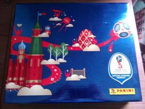 Box Álbum Copa Do Mundo