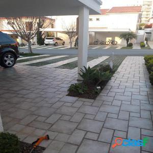 Casa à venda Em Alphaville Tamboré 5 - Quintal grande
