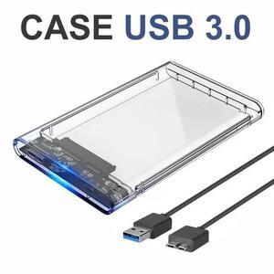 Case P/ Hd 2,5 Sata Notebook Externo Usb 3.0 Barato