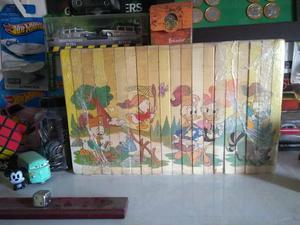 Coleção completa Biblioteca do escoteiro mirim Disney