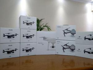 Drone Tello Mavic Spark Phantom Drones Dji baterias