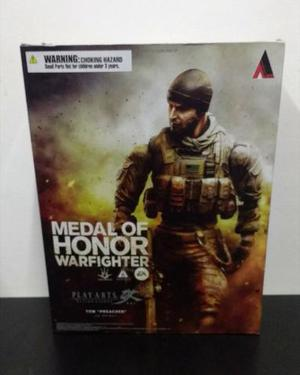 Play Arts Kai Medal Of Honor - Tom Preacher