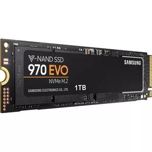 Ssd M.2 1tb Samsung 970 Evo Nvme Leitura 3400 Mbps Nt Fiscal