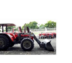Trator Massey Ferguson 275 4x4 ano 2005 com Conjunto