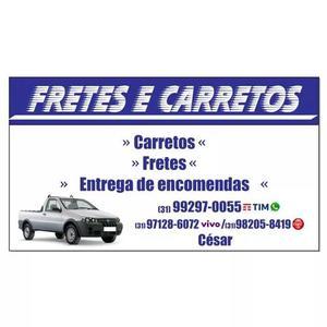 Carretos, Fretes, Entregas De Encomendas, Etc.