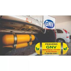 Gnv Manutenção, Revisão E Instalação De Gás Natural