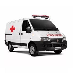 Locação E Prestação De Serviços De Ambulâncias