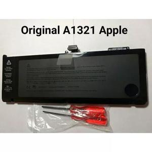 Bateria P/macbook A1286 A1321 Original Pro 15 2009/2010