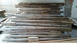 Escora e madeiras