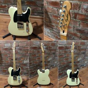 Fender telecaster + set de seymour duncan