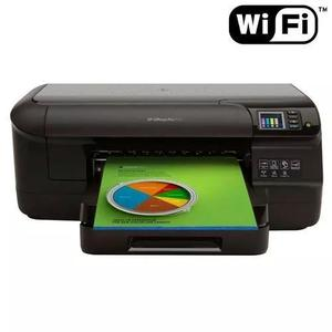 Impressora Jato De Tinta Hp Officejet Pro 8100 Wireless Com