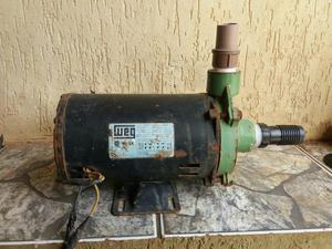 Motor bomba centrífuga schneider cv 3/4 rpm