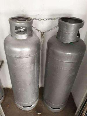 Vendo Botijão / Cilindro de Gás de 45kg