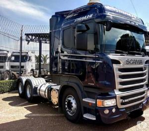 scania r 440 6x4 2014 com ar digital
