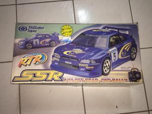 Carro Controle Remoto à Combustão (gasolina)- Subaru