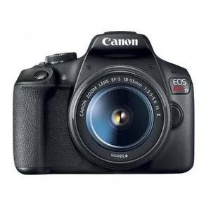 Câmera Canon Eos T7 18-55mm F/3.5-6.3 Is Ii Preto