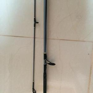 Conjunto de pesca Vara+Molinete Alumínio Troller TR400