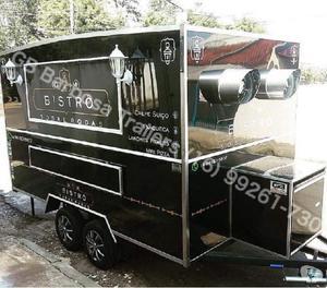 Fábrica de Trailer e Food Truck