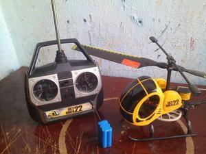 Helicoptero de controle remoto candide antigo