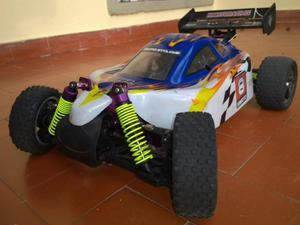 Rádio Controle Himoto Syclone Buggy Off Road X4 RC
