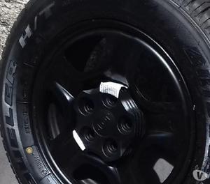 jogo de rodas e pneus novos jeep renegade 2018
