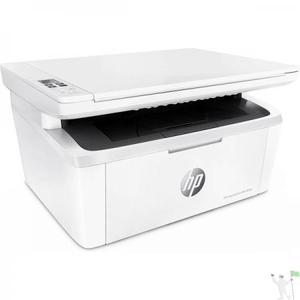 impressora laser multifuncional HP m28w wireless nova