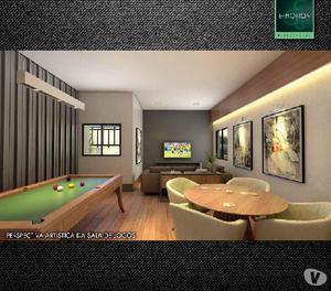 Apartamento - Lançamento Centro SBCampo - 2 Doms- 1 Vaga