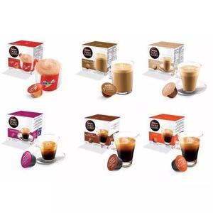 Kit Com 96 Cápsulas Nescafé Dolce Gusto Café Espresso