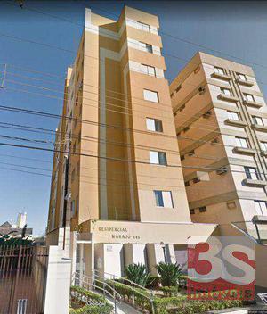 Apartamento, Centro, 2 Quartos, 1 Vaga, 1 Suíte