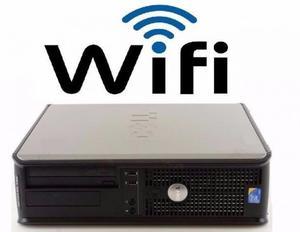 Desktop Dell Optiplex 330 Intel Core2 Duo 2gb 80gb Wifi -