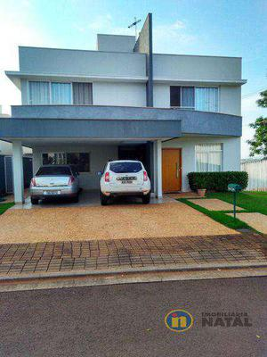Casa em Condomínio, Gleba Palhano, 4 Quartos, 2 Vagas, 3