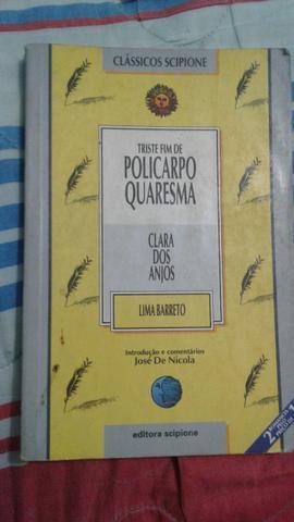 2 em 1 clássicos de Lima Barreto