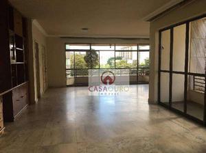 Apartamento, Serra, 4 Quartos, 3 Vagas, 2 Suítes