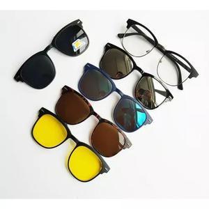 Clipon clip on para oculos sobrepor lente polarizada uv400 brasil ... e0f2affb38