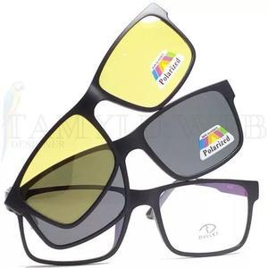 21d843791ab40 Clipon clip on para oculos sobrepor lente polarizada uv400 brasil ...