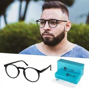 Armação óculos grau masculino redondo geek isabela dia 4cdad16b92