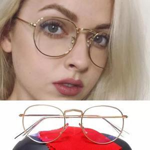 Armação Óculos Redondo Round Thin 4 Parafusos