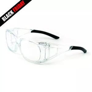 Armação Óculos Segurança P/ Lente De Grau Vicsa Spot