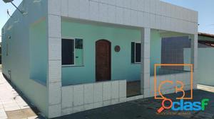 Casa com 2 quartos no Recanto do Sol, preço imperdível!